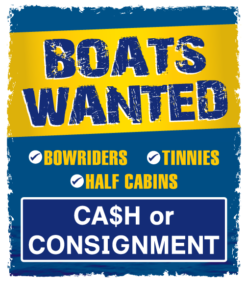 Boats wanted - John Crawford Marine